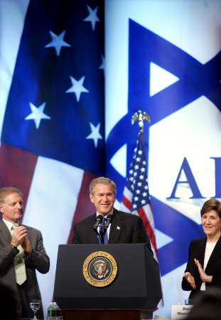 Bush and Israel