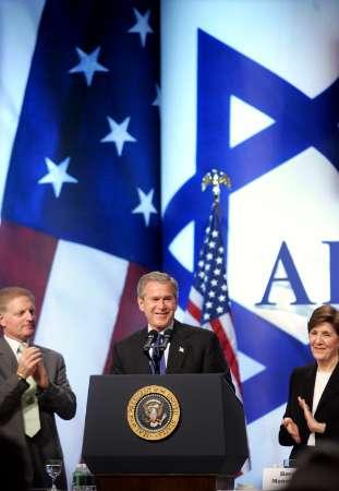 Bush and Israel