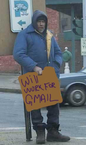 Will work for Gmail