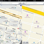 Apple Maps China vs Hong Kong Comparison Image 5/5